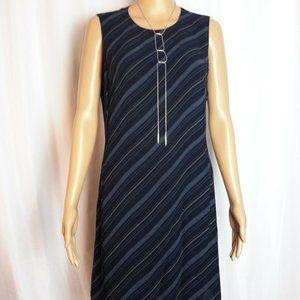 J. Crew Women's Black Dress Size 10 -A